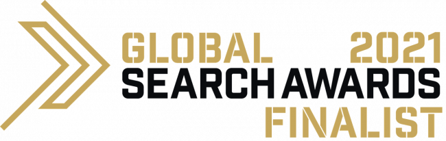 GLOBAL 2021 SEARCH AWARDS