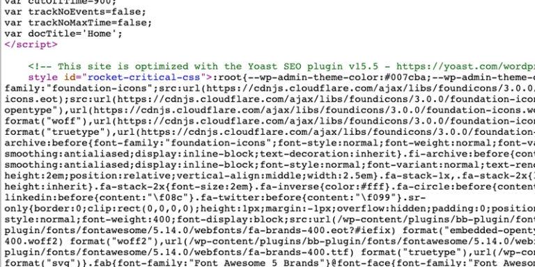 CSS Optimization
