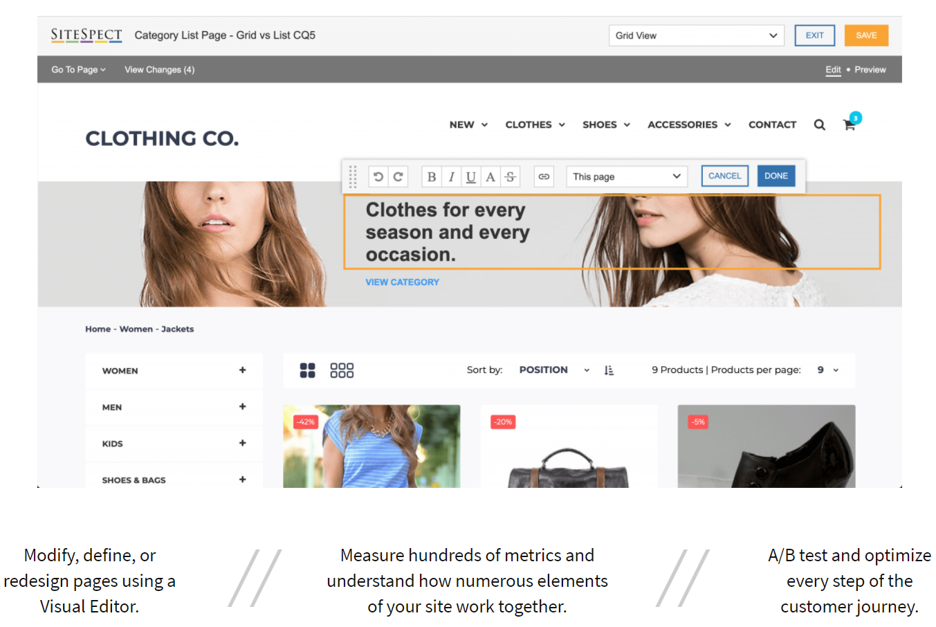 Optimize For Conversions